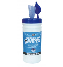 Portwest Hand Sanitiser Wipes (200 Wipes)