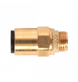 Brass SuperThread Straight Adaptors