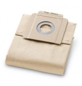Karcher 2-Ply Paper Filter Bags