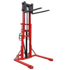 1000kg Straddle Pallet Stackers
