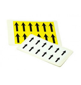 Self-Adhesive Arrows