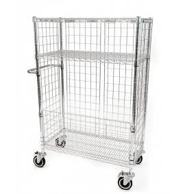 Collection and Distribution Laundry Cart