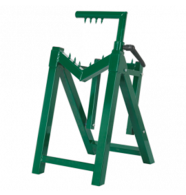 Heavy-Duty Log Stand Ø230mm Capacity