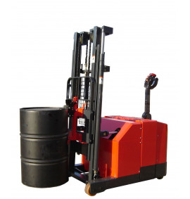 1000 & 1200kg Counterbalance Fully Powered Stackers