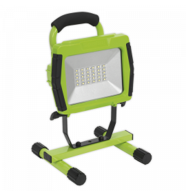 Rechargeable Portable Floodlight 30SMD LED Lithium-ion