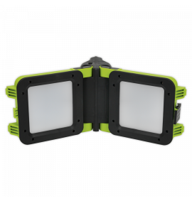 Rechargeable Floodlight 20W SMD LED Folding Case