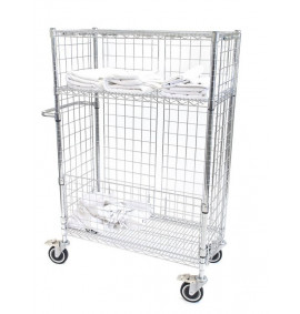 Distribution Linen Cart