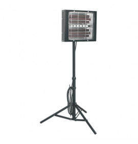 Infrared Quartz Heater - Tripod Mounted 3000W/230V