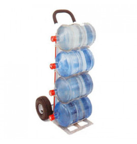 Magliner Bottled Water Tray Truck