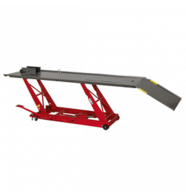 Motorcycle Lift Hydraulic (454kg Capacity)