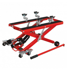 Motorcycle & Quad Scissor Lift Hydraulic (500kg Capacity)