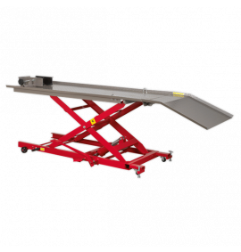 Hydraulic Motorcycle Lift (450kg Capacity)