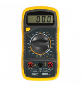 Digital Multimeter 8 Function with Thermocouple