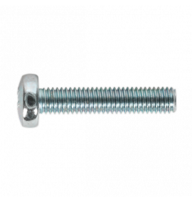 Machine Screws - Pan Head Pozi Zinc DIN 7985z Pack of 50