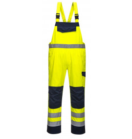 Portwest Hi-Vis MODAFLAME Bib and Brace