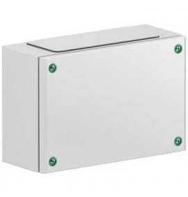 Mild Steel Industrial Boxes with FL21 Cable Entry