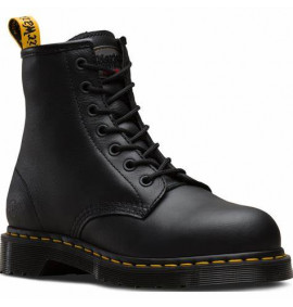 Dr Martens Maple ST Black Ladies Safety Boot