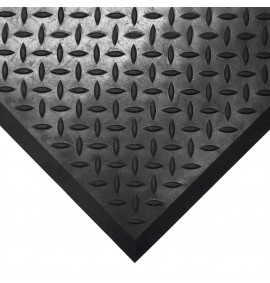 Interlocking anti fatigue mats