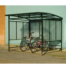 Cycle Shelter - BCS07Z