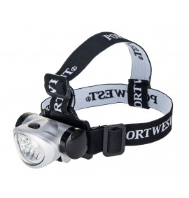 Portwest LED Head Light (Silver)