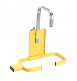 Wheel Clamp with Lock & Key