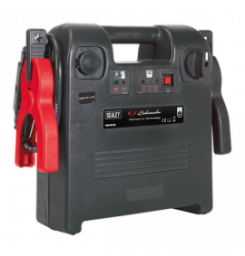 Schumacher RoadStart® Emergency Jump Starter 12V (1700 Peak Amps)