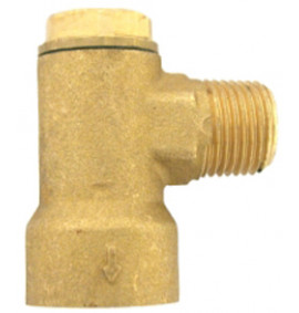 Female Bayonet Socket - PA127P