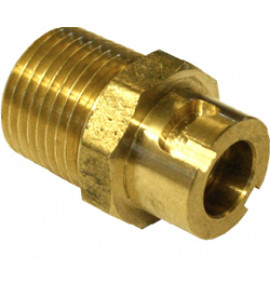 Female Micropint Bayonet Socket - PA126P