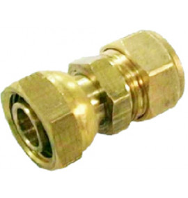 BSP Compression Straight Tap Connector