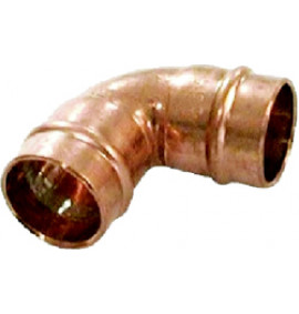 Solder Ring Copper Elbow
