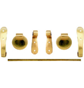 Bar Type Toilet Seat Hinges