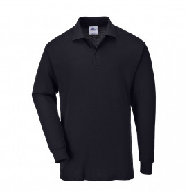 Portwest Long Sleeved Polo Shirt