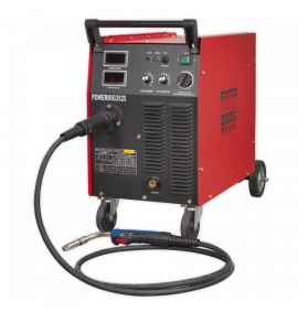 Professional MIG Welder 250Amp 415V 3ph with Binzel® Euro Torch