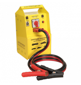 PowerStart Emergency Jump Starter 500hp Start (12/24V)