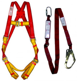 Harness & Lanyard Kit