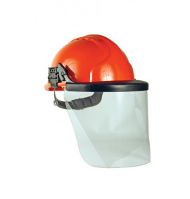 20cm Unbound Polycarb Visor (only) - ANX060