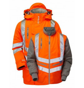 Pulsar Rail Spec 7-In-1 Storm Coat