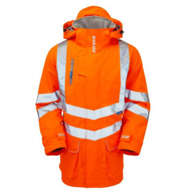Pulsar Rail Spec Padded Storm Coat