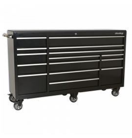 Rollcab 15 Drawer 1845mm Heavy-Duty