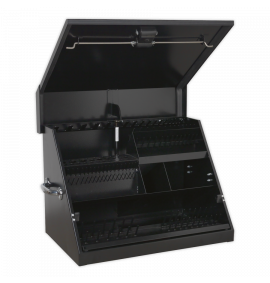 Wedge™ Topchest 660mm Heavy-Duty Black