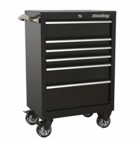 Rollcab 6 Drawer 675mm Heavy-Duty