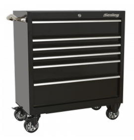 Rollcab 6 Drawer 930mm Heavy-Duty