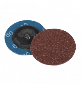 Quick-Change Sanding Disc Ø50mm (60 Grit)