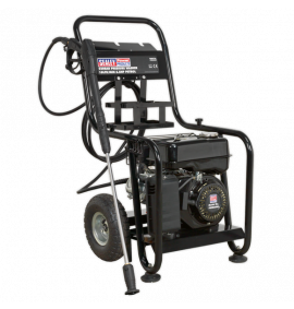 Pressure Washer 220bar 600ltr/hr 6.5hp Petrol