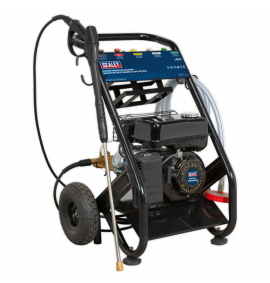 Pressure Washer 220bar 600ltr/hr Self-Priming 6.5hp Petrol