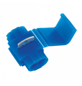 Quick Splice Connector Blue Pack of 1000