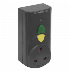 RCD Safety Adaptor 230V
