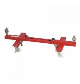 Adjustable Transportacar Trolley 2tonne Capacity