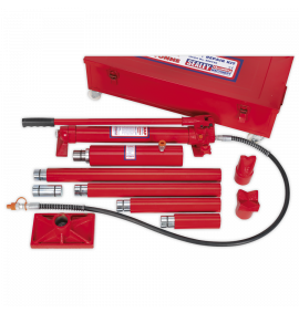 Hydraulic Body Repair Kit 20tonne Snap Type