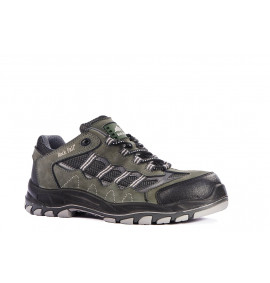 Rock Fall Summit Green Trekking Styled Safety Trainer